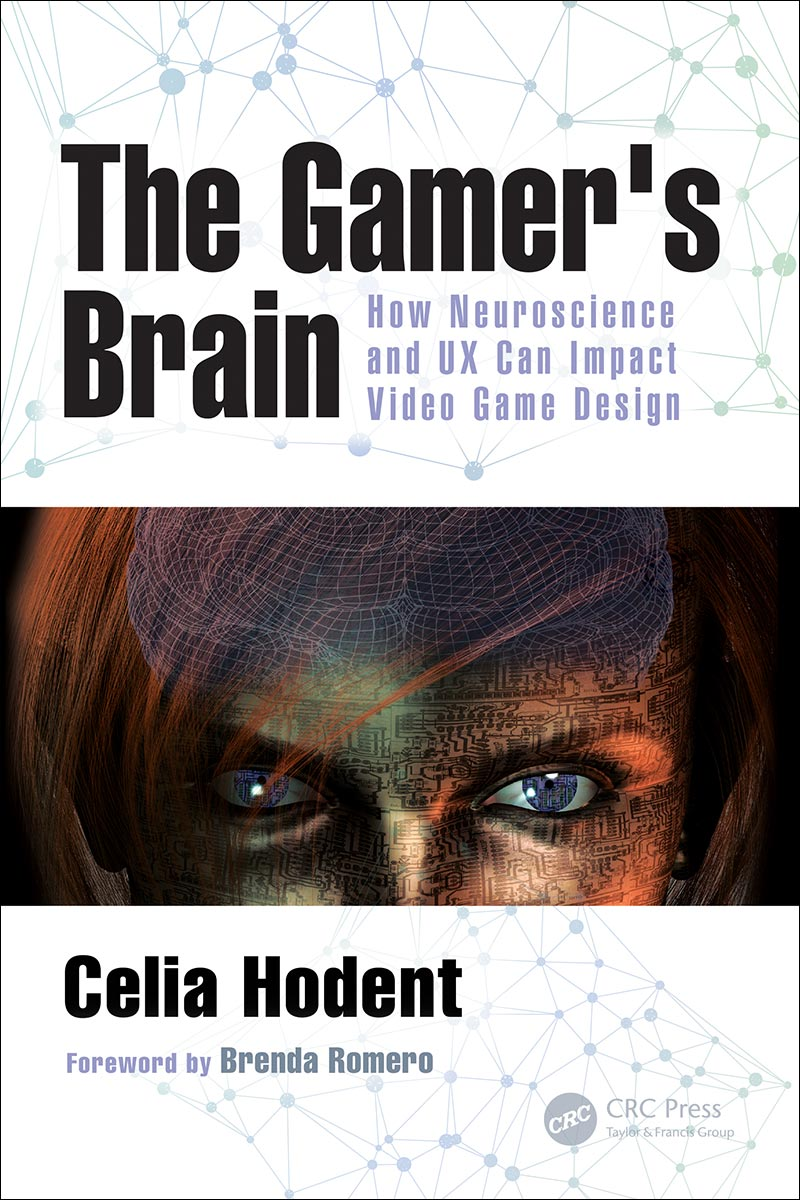 The Gamers Brain - Book Cover